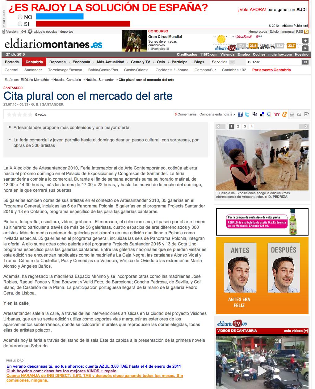 2010 Eldiario montanes 2010